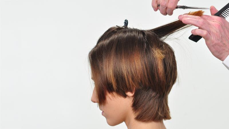 Die innovative INCUT-Methode überzeugt durch mehr Volumen, Bewegung und Struktur bei jedem Haarschnitt.